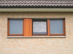 Holzfenster mit Insektenschutz Tischlerei Heidenfels